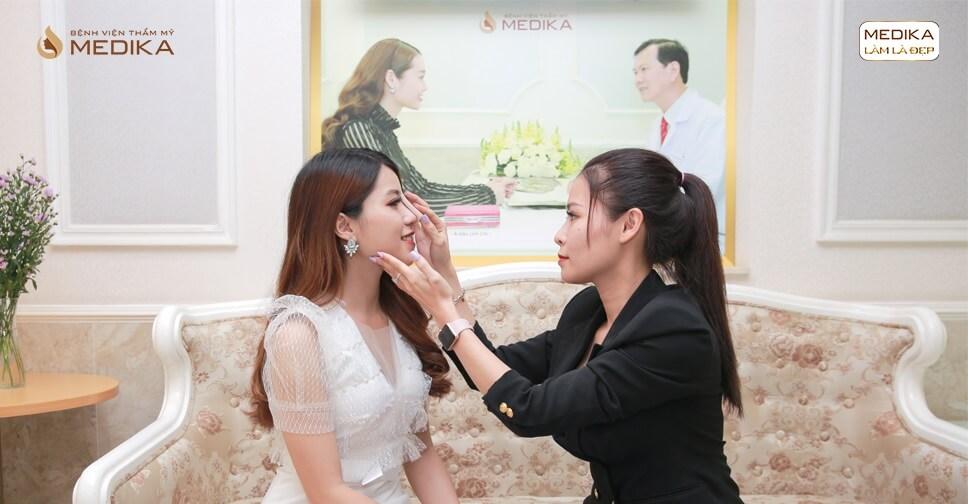 Ưu nhược điểm nâng mũi sụn tự thân dưới góc nhìn chuyên gia - MEDIKA.vn