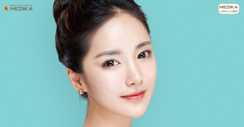 Độn cằm V line Hàn Quốc thay đổi diện mạo đẹp hoàn hảo - MEDIKA.vn