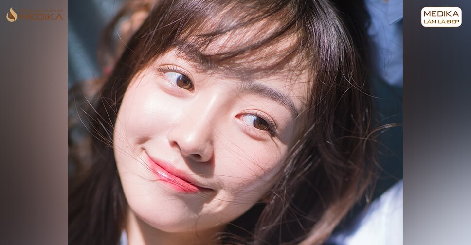 Mắt đẹp mơ màng với phương pháp cắt mí mắt Hàn Quốc - Bệnh viện thẩm mỹ MEDIKA