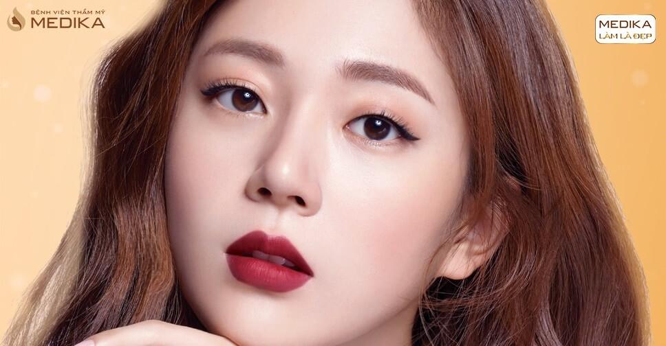 Mở rộng góc mắt công nghệ Hàn Quốc mang đến đôi mắt đẹp tuyệt hảo - MEDIKA.vn