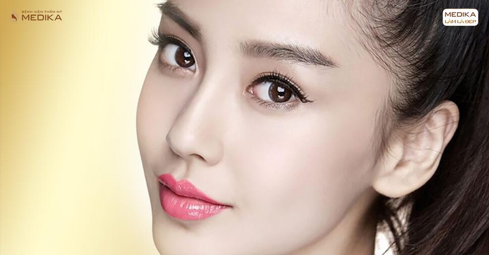 Nâng mũi không phẫu thuật - Xu hướng làm đẹp của tương lai - MEDIKA.vn