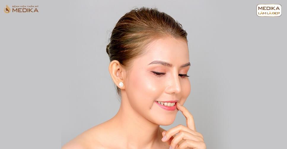 Nâng mũi sụn tự thân tốt hơn hay sụn nhân tạo tốt hơn? - Bệnh viện thẩm mỹ MEDIKA