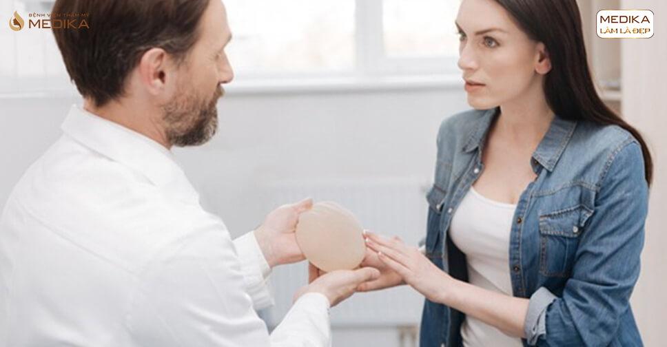 Phẫu thuật nâng ngực và những điều không nên bỏ qua - MEDIKA.vn