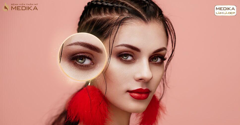 Cắt mắt 2 mí có thực sự là giải pháp tạo hình mắt tối ưu? - Bệnh viện thẩm mỹ MEDIKA