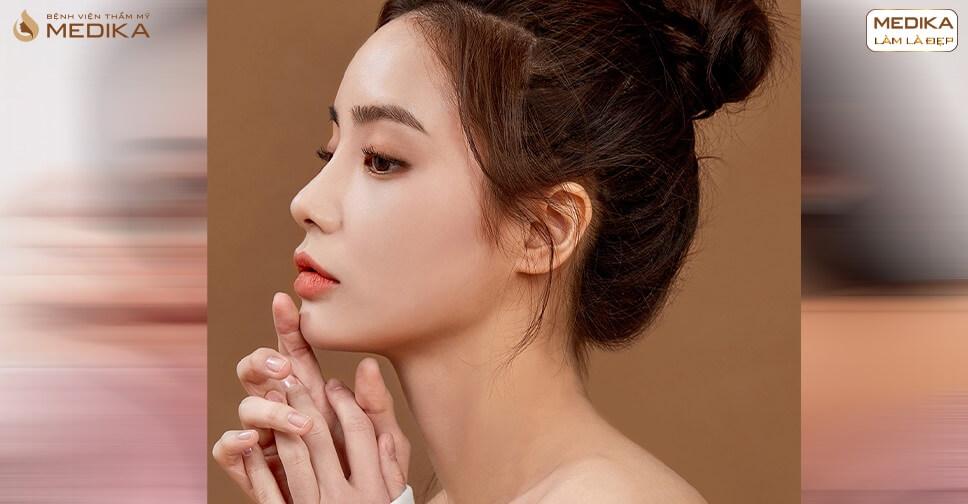 Mũi đẹp chuẩn sao nhờ phương pháp nâng mũi Hàn Quốc - MEDIKA.vn