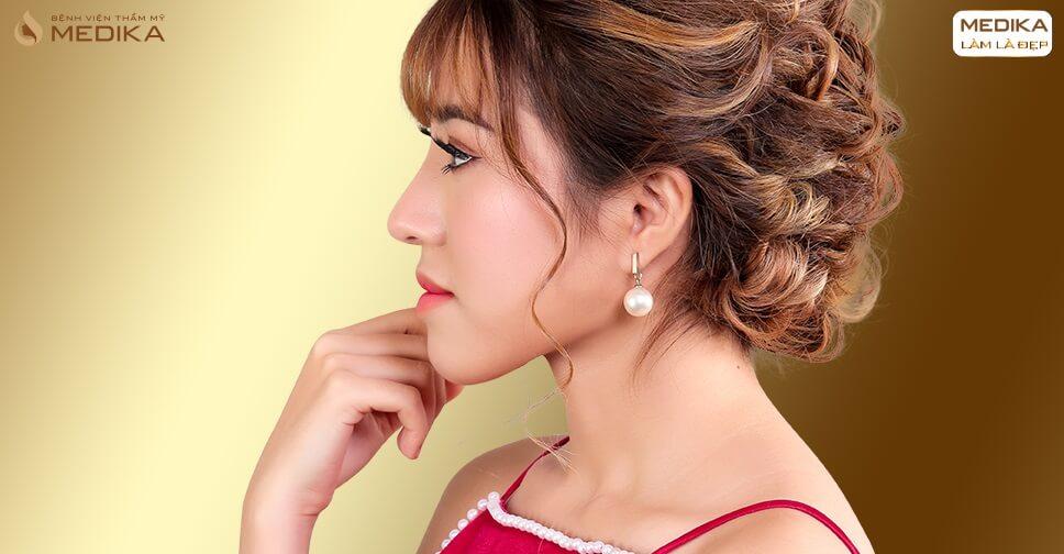 Nâng mũi siêu cấu trúc cho mũi đẹp ở mọi góc nhìn - MEDIKA.vn