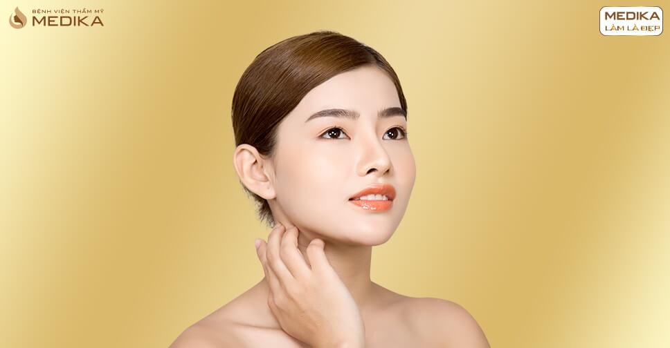 Những điều cần chú ý khi nâng mũi bọc sụn không nên bỏ qua - MEDIKA.vn