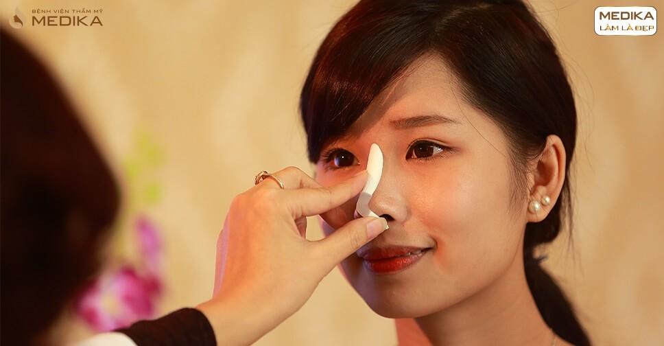 Những trường hợp nào nên thực hiện phẫu thuật nâng mũi? - MEDIKA.vn
