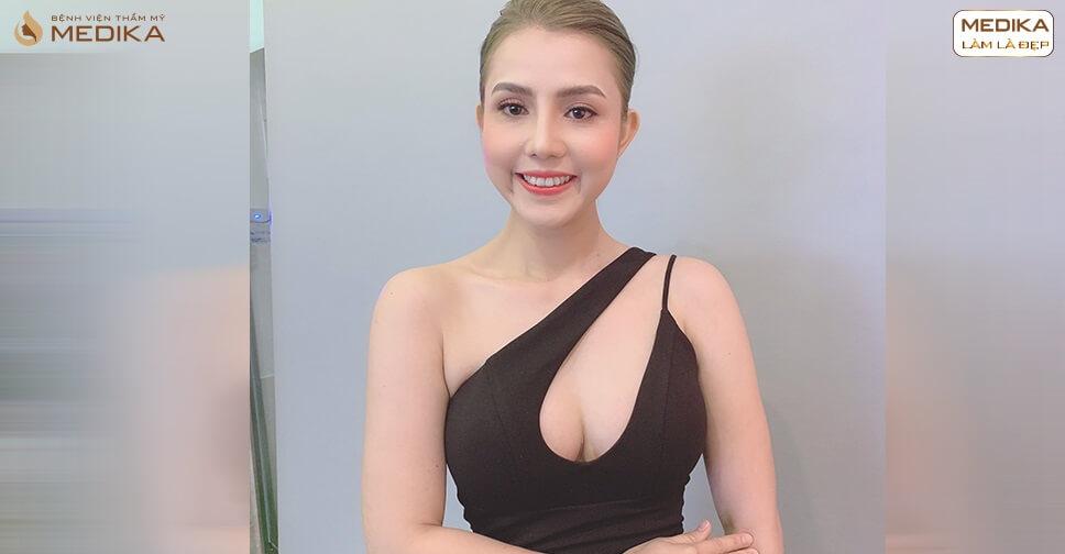 Từng bị ung thư vú liệu có nâng ngực đẹp được hay không?