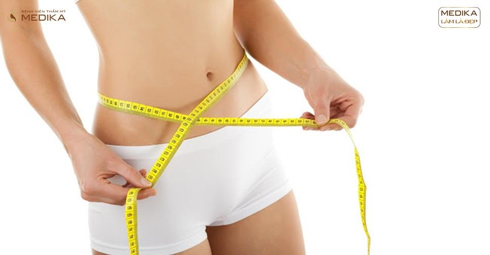 Hút mỡ bụng có phù hợp đối với người béo phì?