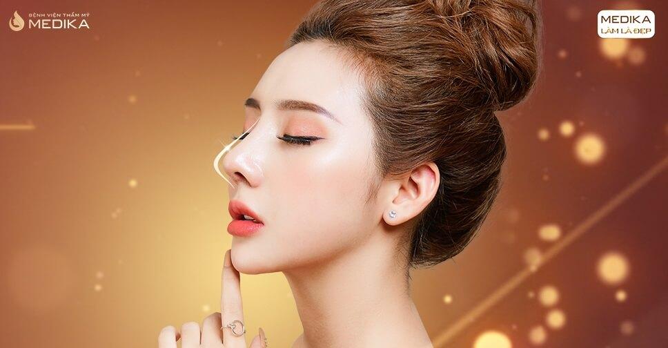 Có nên thực hiện những phương pháp nâng mũi sụn nhân tạo? - MEDIKA.vn