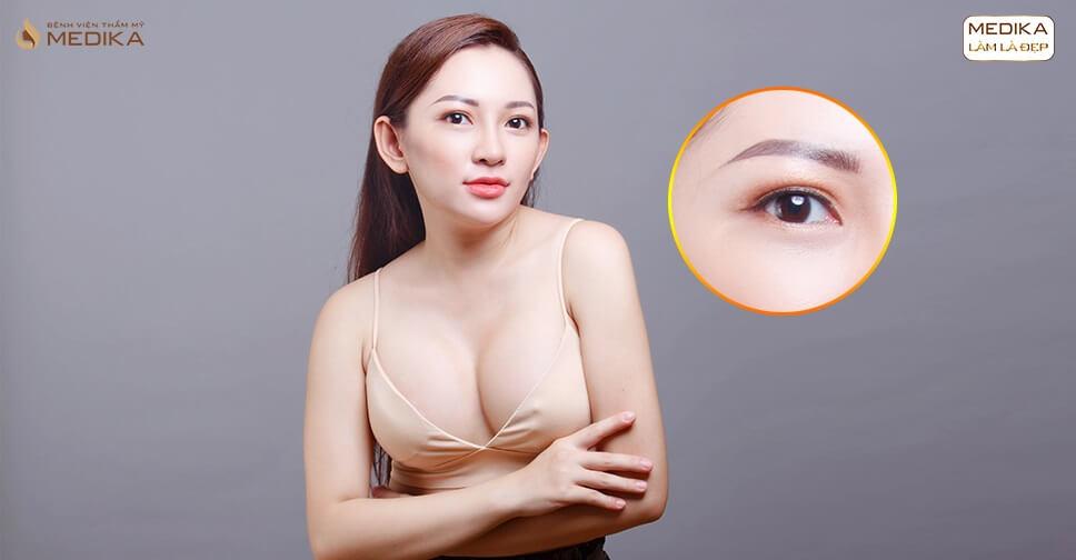 Mắt bị lé có thể phẫu thuật mắt to được không?