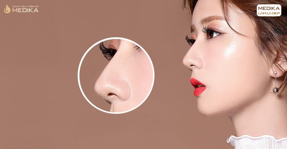 Sụn được sử dụng trong nâng mũi sụn nhân tạo là chất liệu gì? - MEDIKA.vn