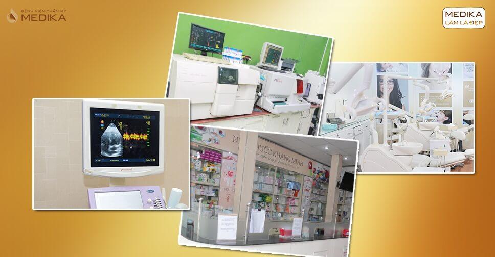 Bệnh viện MEDIKA - Đi đầu trong công nghệ thẩm mỹ