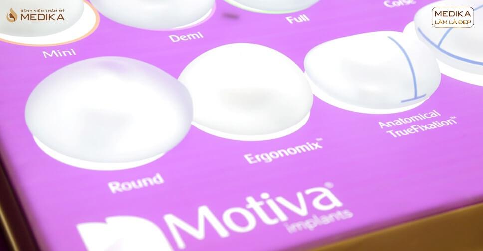 Kiến thức phẫu thuật nâng ngực túi Motiva - Bệnh viện thẩm mỹ MEDIKA