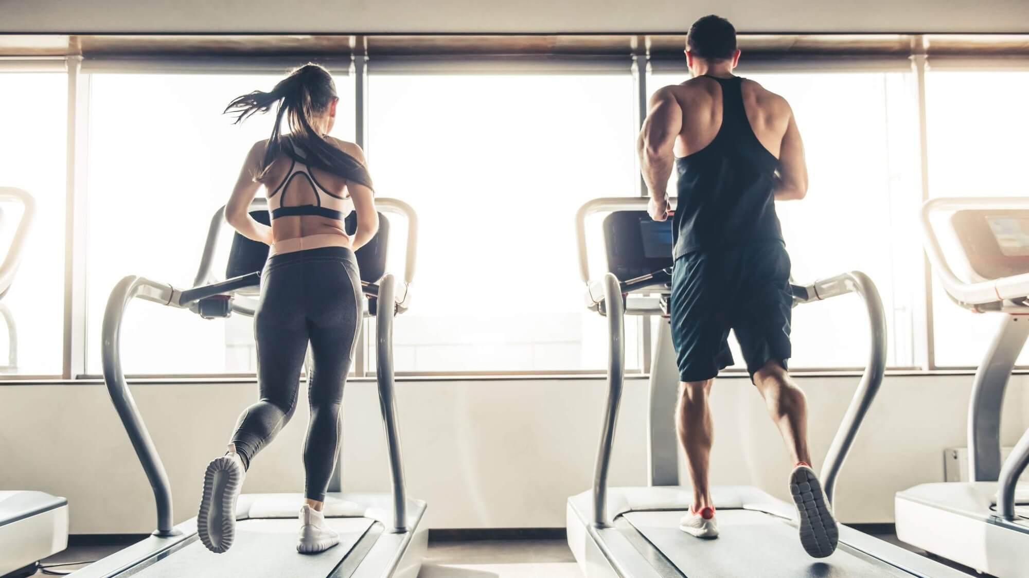 cadio với máy chạy bộ giúp giảm cân hiệu quả
