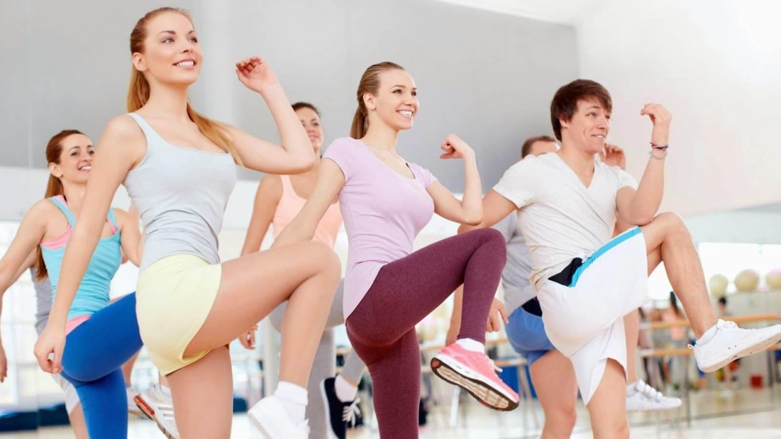 Tập thể thao giúp giảm cân nhanh chóng