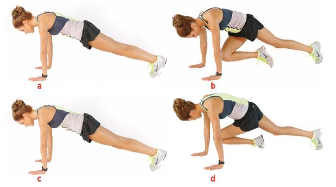 Áp dụng bài tập giảm mỡ bụng cardio