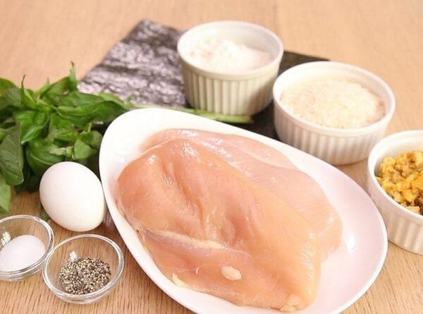Ức gà là thực phẩm giảm cân của các gymer