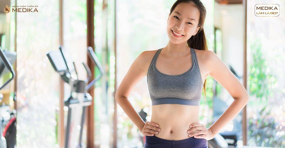 7 cách giảm cân hiệu quả nhanh nhất trong 1 tuần