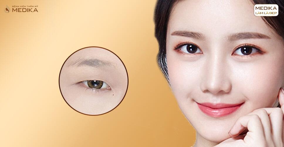 9 Cách làm mắt to hơn tại nhà cho các nàng
