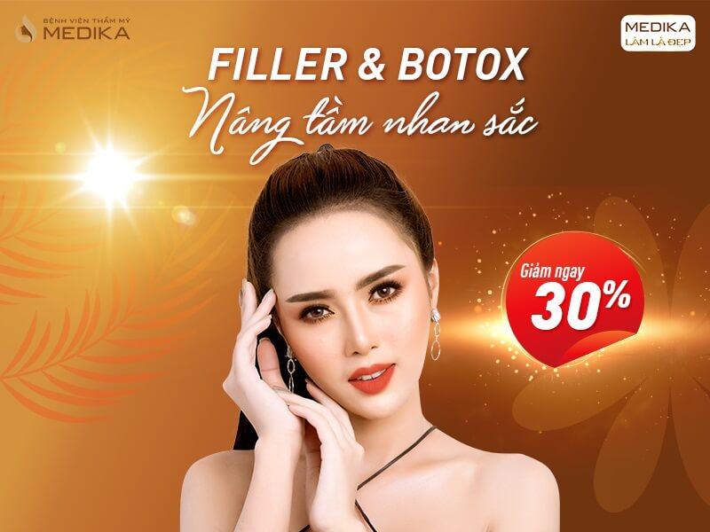 Filler - Botox - Nâng tầm nhan sắc - Tháng 06-2020