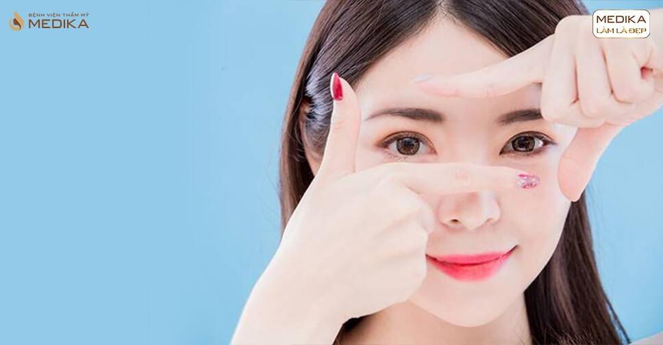 Giải đáp thắc mắc về cắt mí mắt hàn quốc