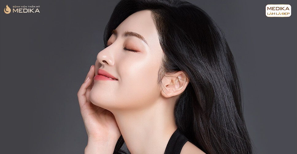 Nâng mũi đẹp - Kiến tạo dáng mũi mong ước - MEDIKA.vn