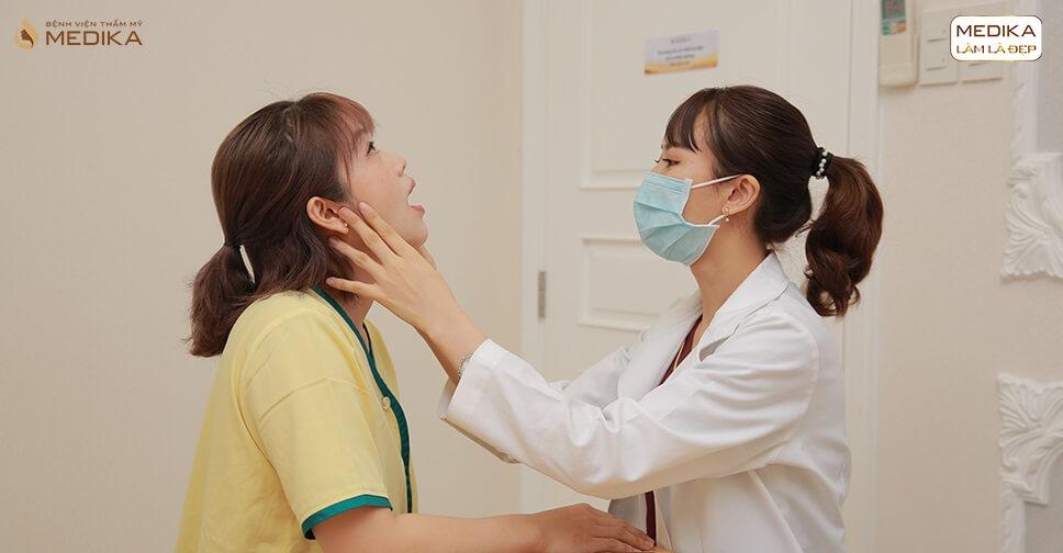 Tạo hình môi trái tim có dành cho môi bị dày không?