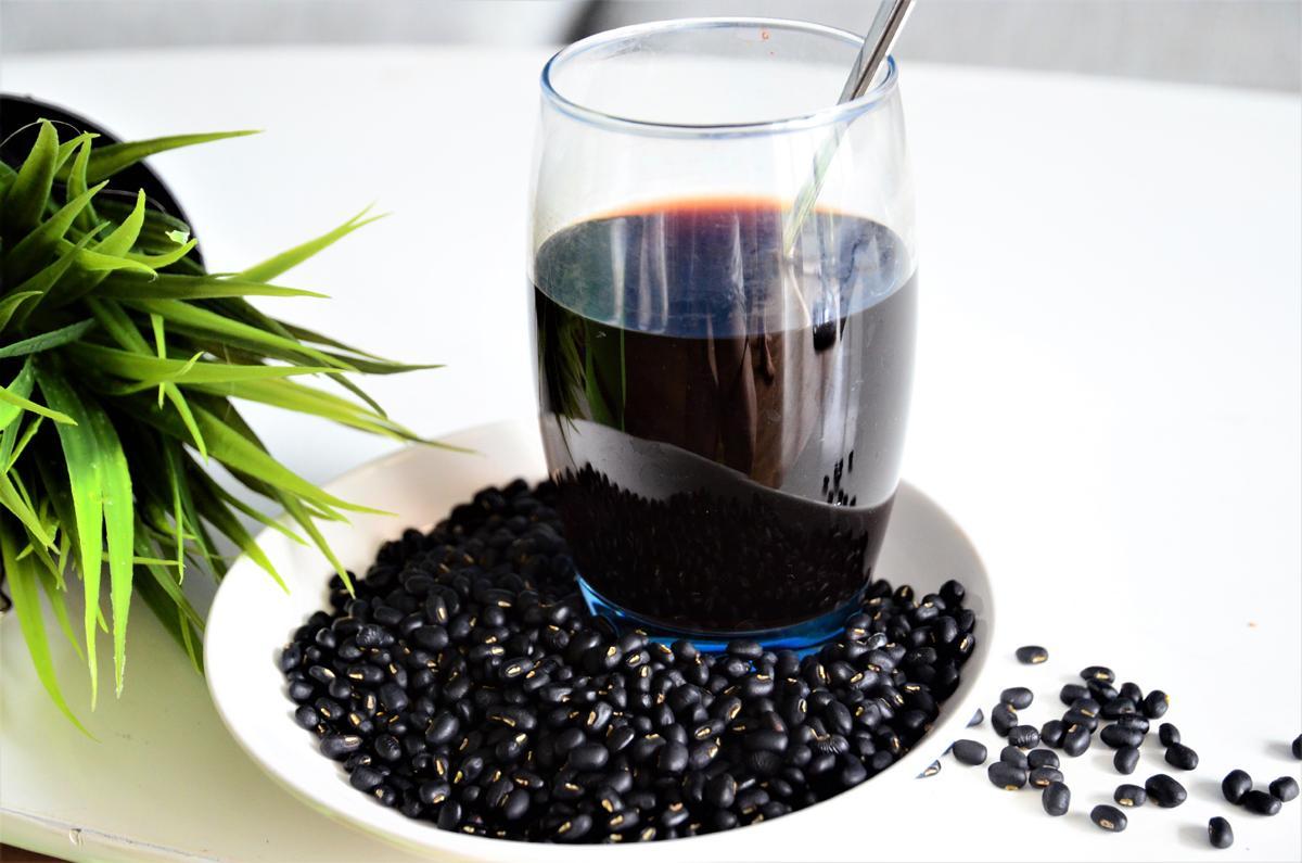 đậu đen giúp giảm cân nhanh tại nhà