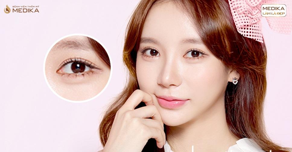 Mở rộng góc mắt trong và sự thật có thể làm giảm thị lực - MEDIKA.vn
