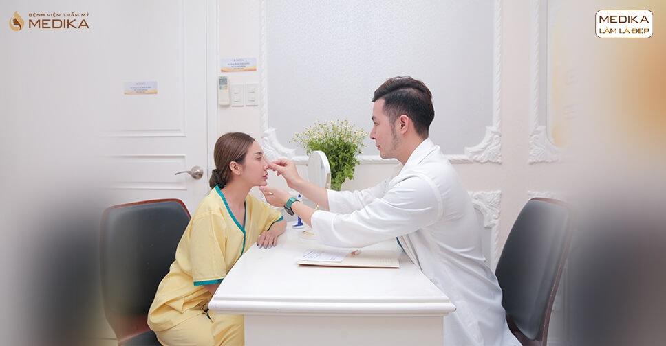 Những lưu ý sau nâng mũi bằng sụn sườn không phải ai cũng nhắc - Bệnh viện thẩm mỹ MEDIKA