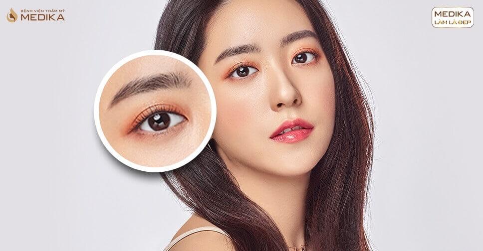 Bấm mí mắt Hàn Quốc ở đâu đẹp, nhành lành?