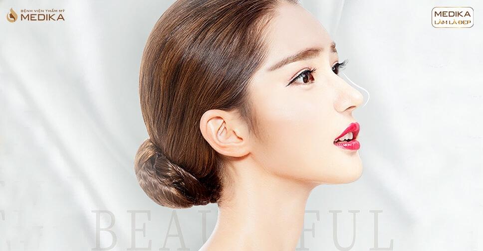 Giới thiệu phương pháp nâng mũi đẹp được giới trẻ ưa chuộng - Bệnh viện thẩm mỹ MEDIKA