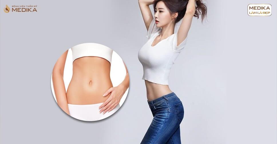 Hút mỡ bụng nội soi có bị tích mỡ trở lại không?