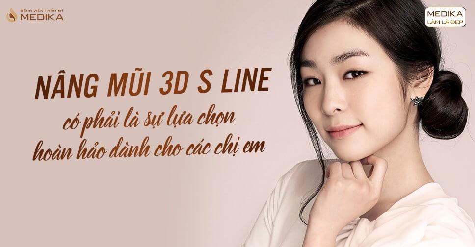 Nâng mũi 3D có phải là lựa chọn hoàn hảo dành cho các chị em? - MEDIKA.vn