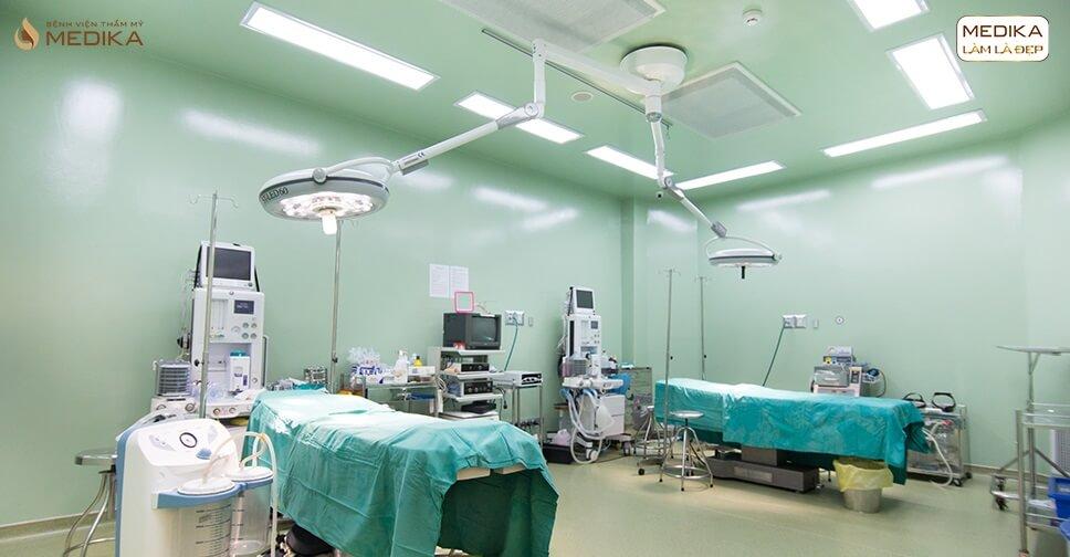 Bệnh viện thẩm mỹ MEDIKA có uy tín không hay LỪA ĐẢO?
