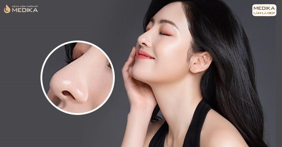 Cảnh báo nâng mũi sụn tự thân có thể gây ảnh hưởng đến sức khỏe ở Bệnh viện thẩm mỹ MEDIKA
