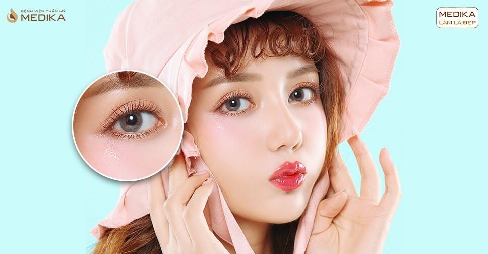 Cắt mí mắt bị trợn bị hỏng có thể khắc phục được không?
