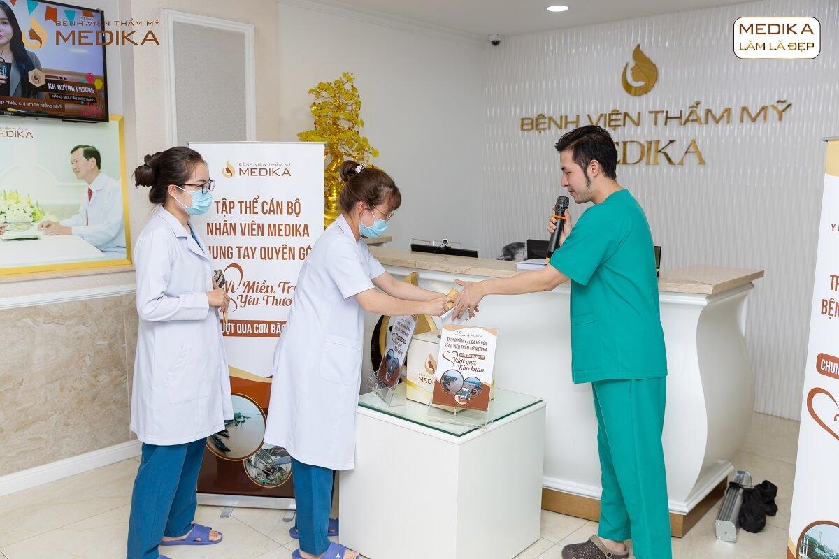 MEDIKA tiếp tục hành trình thiện nguyện lần 2 - Vì Miền Trung yêu thương từ nhân viên