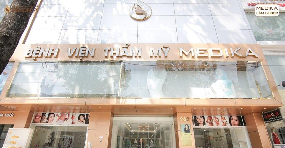 Nâng vòng 1 an toàn khoảng bao nhiêu tiền ở Bệnh viện thẩm mỹ MEDIKA?