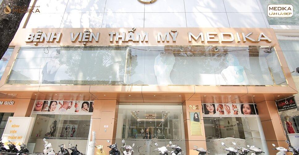 Top 5 bệnh viện nâng ngực nội soi an toàn ở Bệnh viện thẩm mỹ MEDIKA