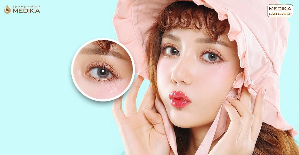 TOP 7 Lưu ý khi cắt mí mắt vệ sinh sau hậu phẫu