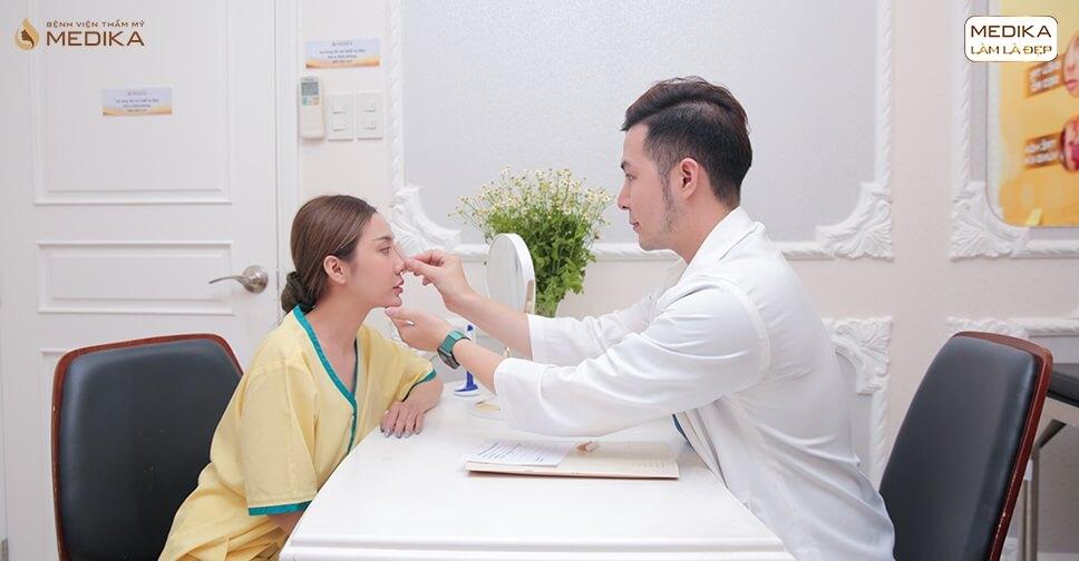 Đánh giá nâng mũi sụn tự thân dưới góc nhìn chuyên gia bởi Bệnh viện thẩm mỹ MEDIKA