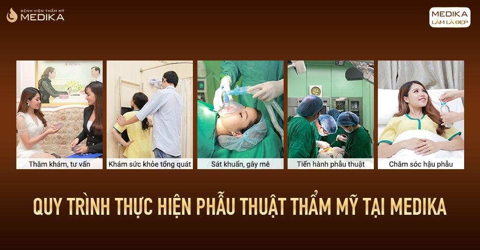 Đi tìm địa chỉ phẫu thuật thẩm mỹ uy tín tại TPHCM