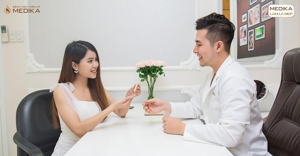 Tư vấn phẫu thuật nâng mũi đẹp bởi các bác sĩ chuyên gia MEDIKA