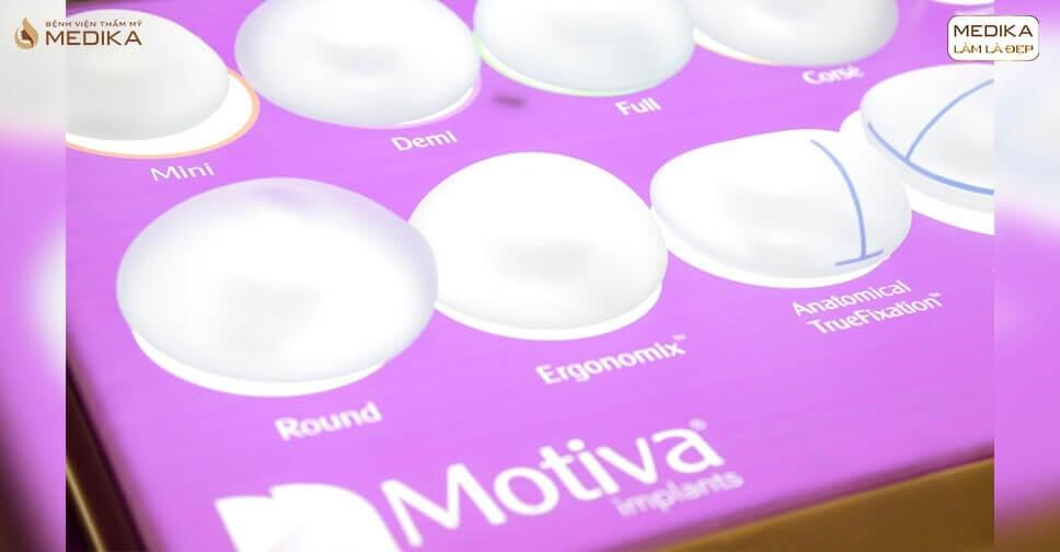 Túi Motiva được tới 70% khách hàng chọn lựa bởi Bệnh viện thẩm mỹ MEDIKA