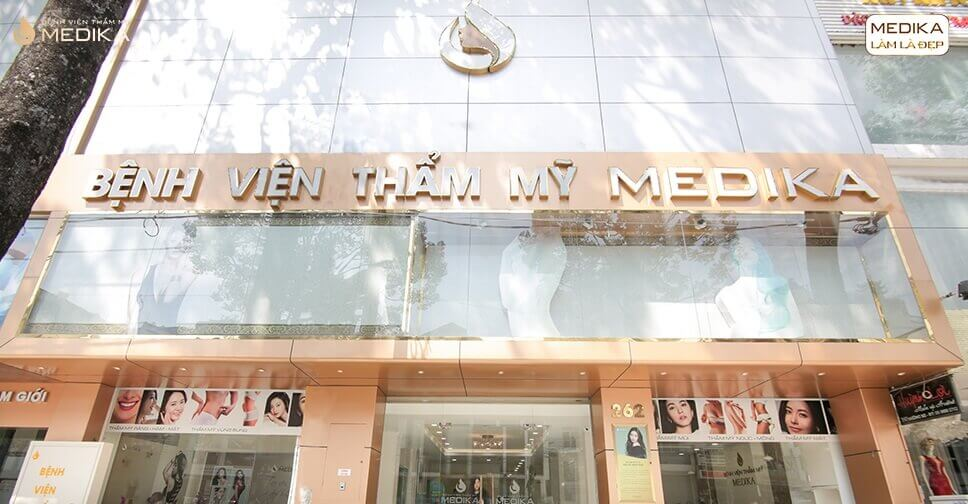 2021 Nâng ngực trở nên dễ dàng bởi Bệnh viện thẩm mỹ MEDIKA