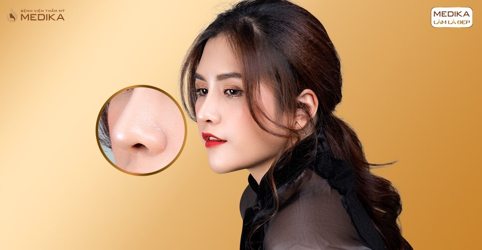 4 điều cần tránh trước khi phẫu thuật để đạt hiệu quả nâng mũi đẹp bởi Bệnh viện thẩm mỹ MEDIKA