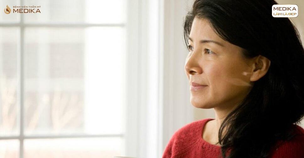 40 tuổi có thể thực hiện nâng mũi an toàn không bởi Bệnh viện thẩm mỹ MEDIKA?